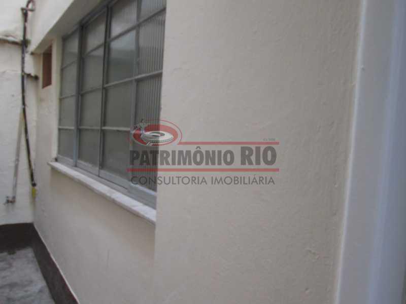IMG_3108 - Ótima Casa de Fundos, em Condomínio fechado 2 quartoa, vaga de garagem - Iraja - PACA20552 - 31
