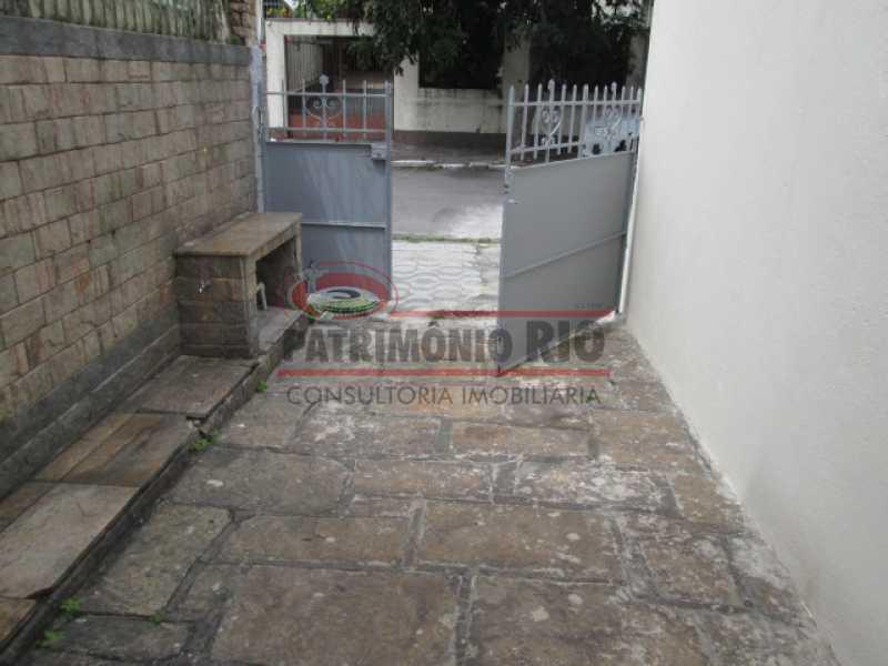 IMG_3109 - Ótima Casa de Fundos, em Condomínio fechado 2 quartoa, vaga de garagem - Iraja - PACA20552 - 3