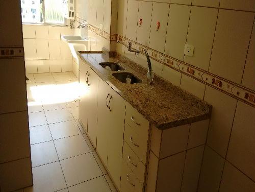COZINHA - Apartamento Tanque,Rio de Janeiro,RJ À Venda,1 Quarto,60m² - PA10081 - 7