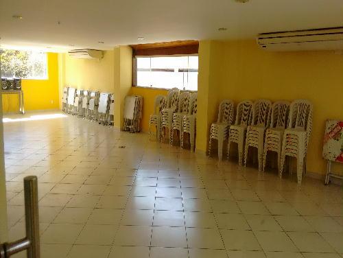SALÃO DE FESTAS - Apartamento Tanque,Rio de Janeiro,RJ À Venda,1 Quarto,60m² - PA10081 - 14
