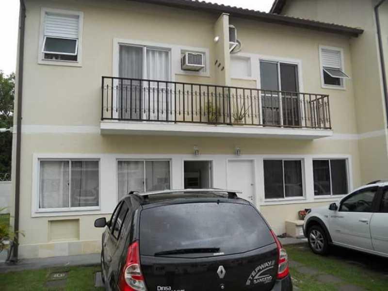 A - Casa em Condomínio 3 quartos à venda Vargem Pequena, Rio de Janeiro - R$ 400.000 - PECN30013 - 1