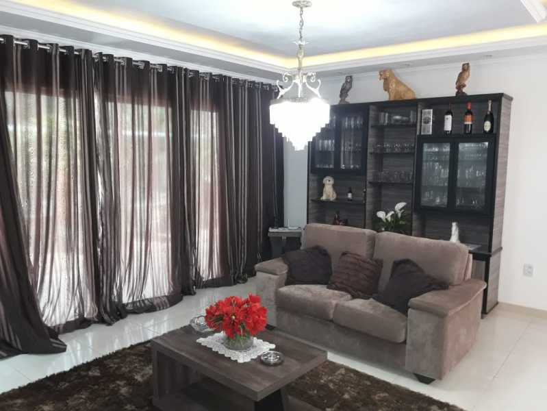 5. - Casa em Condomínio 4 quartos à venda Vargem Grande, Rio de Janeiro - R$ 1.000.000 - PECN40005 - 6