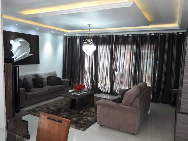 7. - Casa em Condomínio 4 quartos à venda Vargem Grande, Rio de Janeiro - R$ 1.000.000 - PECN40005 - 8