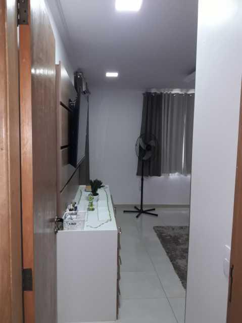 13. - Casa em Condomínio 4 quartos à venda Vargem Grande, Rio de Janeiro - R$ 1.000.000 - PECN40005 - 14