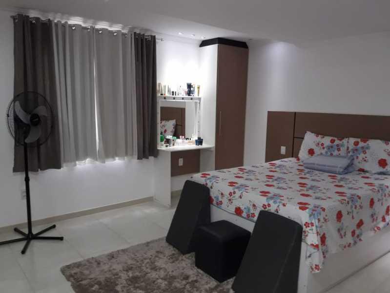 21. - Casa em Condomínio 4 quartos à venda Vargem Grande, Rio de Janeiro - R$ 1.000.000 - PECN40005 - 22