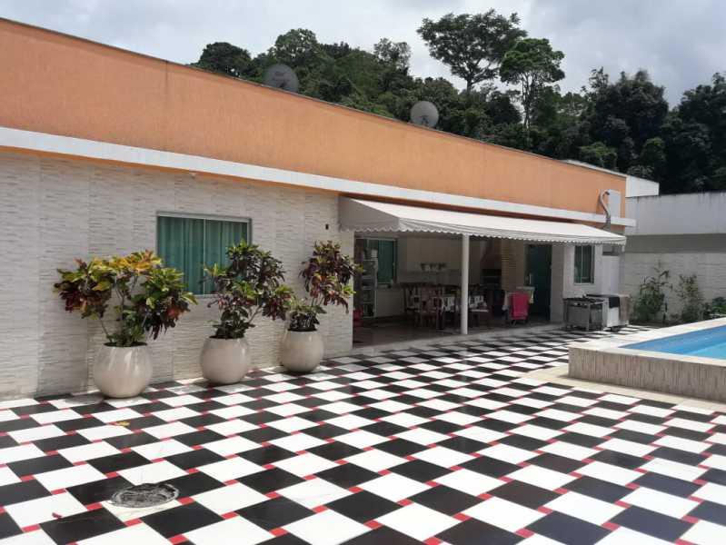 22. - Casa em Condomínio 4 quartos à venda Vargem Grande, Rio de Janeiro - R$ 1.000.000 - PECN40005 - 23