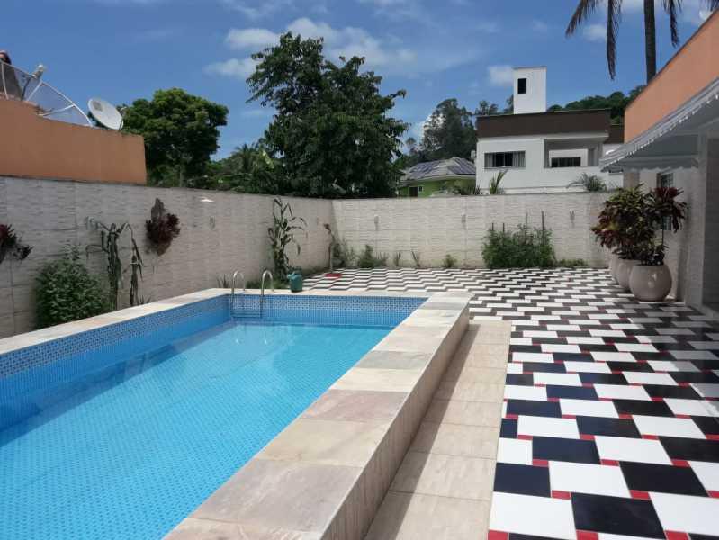 23. - Casa em Condomínio 4 quartos à venda Vargem Grande, Rio de Janeiro - R$ 1.000.000 - PECN40005 - 24