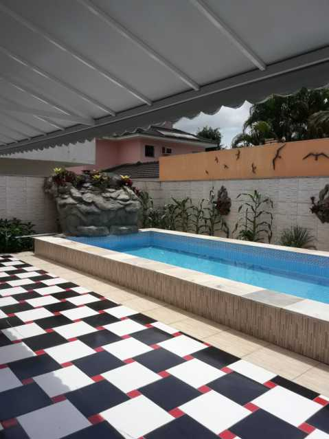 24. - Casa em Condomínio 4 quartos à venda Vargem Grande, Rio de Janeiro - R$ 1.000.000 - PECN40005 - 25