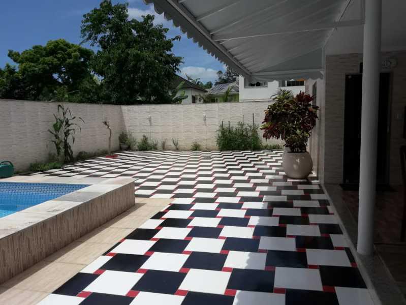 25. - Casa em Condomínio 4 quartos à venda Vargem Grande, Rio de Janeiro - R$ 1.000.000 - PECN40005 - 26
