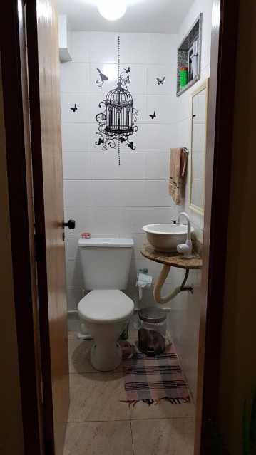 IMG-20181127-WA0016 - Casa em Condomínio 3 quartos à venda Camorim, Rio de Janeiro - R$ 349.000 - PECN30016 - 4