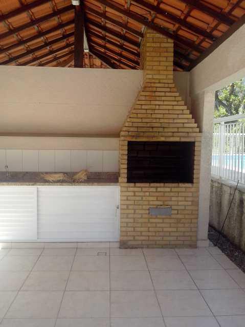 FOTO 2 - Apartamento Vargem Pequena, Rio de Janeiro, RJ Para Venda e Aluguel, 3 Quartos, 53m² - PEAP30036 - 3