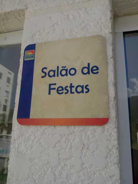 FOTO 3 - Apartamento Vargem Pequena, Rio de Janeiro, RJ Para Venda e Aluguel, 3 Quartos, 53m² - PEAP30036 - 4
