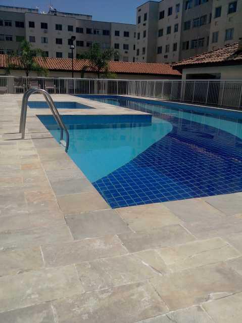FOTO 1 - Apartamento Vargem Pequena, Rio de Janeiro, RJ Para Venda e Aluguel, 3 Quartos, 53m² - PEAP30036 - 1