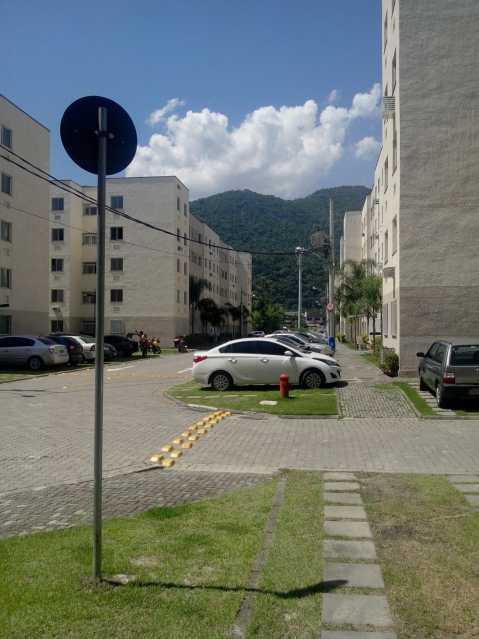 FOTO 7 - Apartamento Vargem Pequena, Rio de Janeiro, RJ Para Venda e Aluguel, 3 Quartos, 53m² - PEAP30036 - 8
