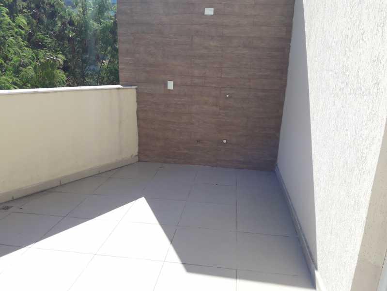 20190110_093745 - Cobertura 3 quartos à venda Taquara, Rio de Janeiro - R$ 616.726 - PECO30003 - 22