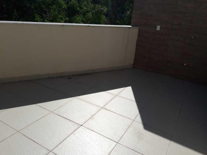 20190110_093747 - Cobertura 3 quartos à venda Taquara, Rio de Janeiro - R$ 616.726 - PECO30003 - 23