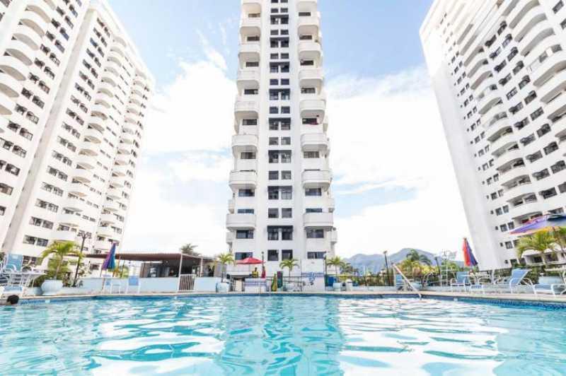 fotos-30 - Apartamento Recreio dos Bandeirantes, Rio de Janeiro, RJ À Venda, 2 Quartos, 80m² - PEAP20151 - 13