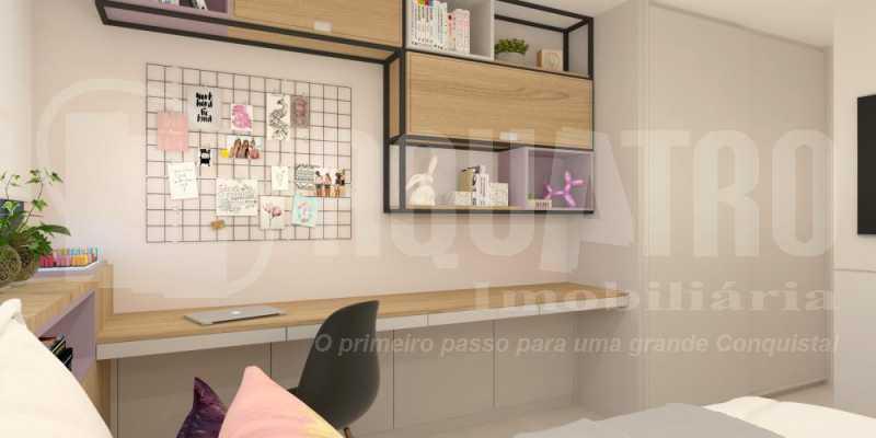 fotos-34 - Apartamento Recreio dos Bandeirantes, Rio de Janeiro, RJ À Venda, 2 Quartos, 80m² - PEAP20151 - 18