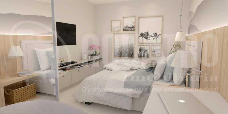 fotos-36 - Apartamento Recreio dos Bandeirantes, Rio de Janeiro, RJ À Venda, 2 Quartos, 80m² - PEAP20151 - 22