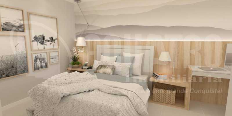 fotos-37 - Apartamento Recreio dos Bandeirantes, Rio de Janeiro, RJ À Venda, 2 Quartos, 80m² - PEAP20151 - 23