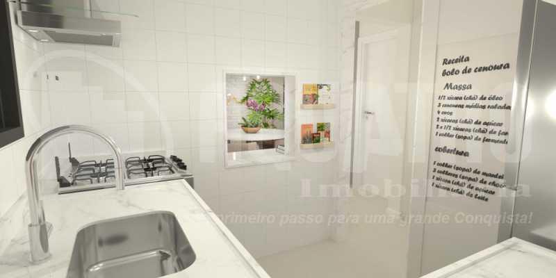 fotos-45 - Apartamento Recreio dos Bandeirantes, Rio de Janeiro, RJ À Venda, 2 Quartos, 80m² - PEAP20151 - 26