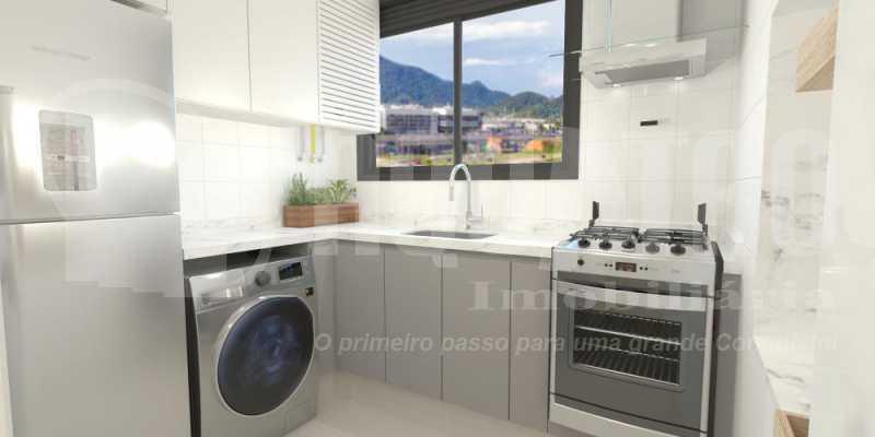 fotos-46 - Apartamento Recreio dos Bandeirantes, Rio de Janeiro, RJ À Venda, 2 Quartos, 80m² - PEAP20151 - 27