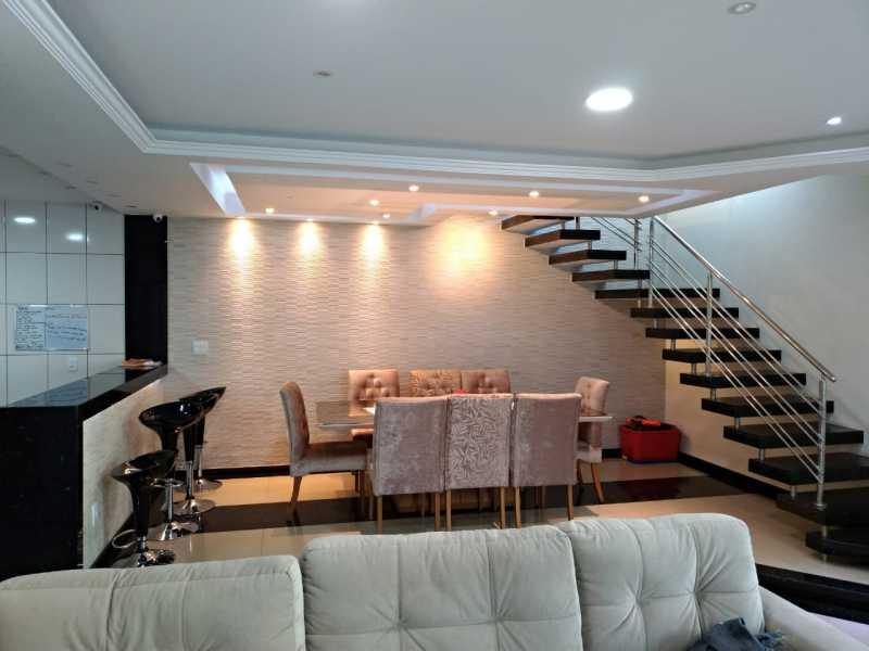 IMG-20190122-WA0094 - Casa em Condomínio Jardim Sulacap, Rio de Janeiro, RJ À Venda, 3 Quartos, 150m² - PECN30018 - 6