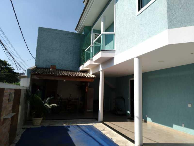 IMG-20190122-WA0099 - Casa em Condomínio Jardim Sulacap, Rio de Janeiro, RJ À Venda, 3 Quartos, 150m² - PECN30018 - 3