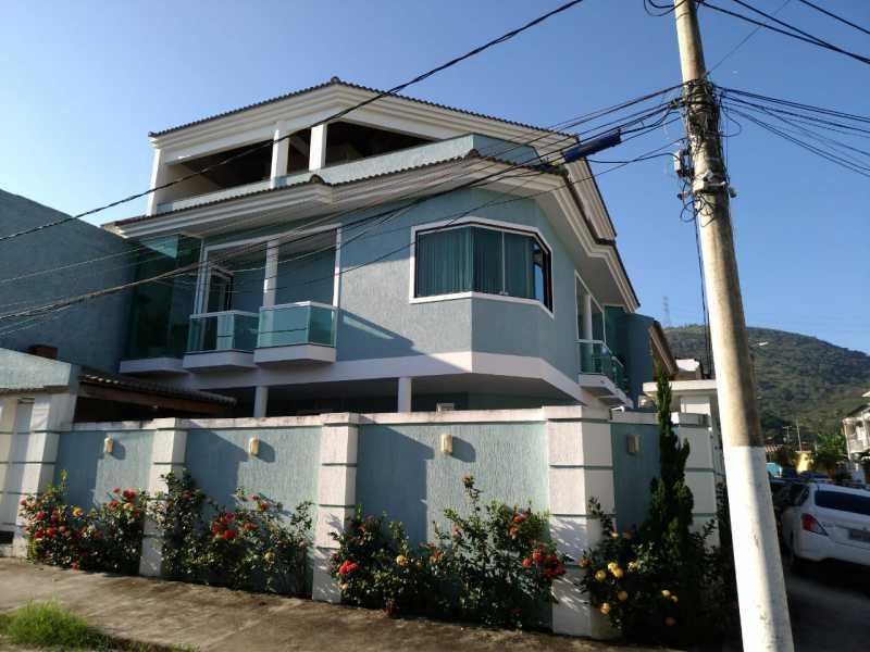 IMG-20190122-WA0112 - Casa em Condomínio Jardim Sulacap, Rio de Janeiro, RJ À Venda, 3 Quartos, 150m² - PECN30018 - 1