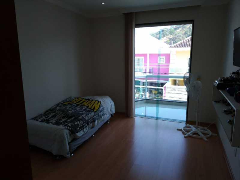 IMG-20190122-WA0090 - Casa em Condomínio Jardim Sulacap, Rio de Janeiro, RJ À Venda, 3 Quartos, 150m² - PECN30018 - 15