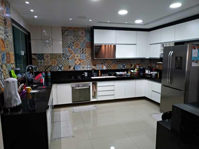 IMG-20190122-WA0091 - Casa em Condomínio Jardim Sulacap, Rio de Janeiro, RJ À Venda, 3 Quartos, 150m² - PECN30018 - 16