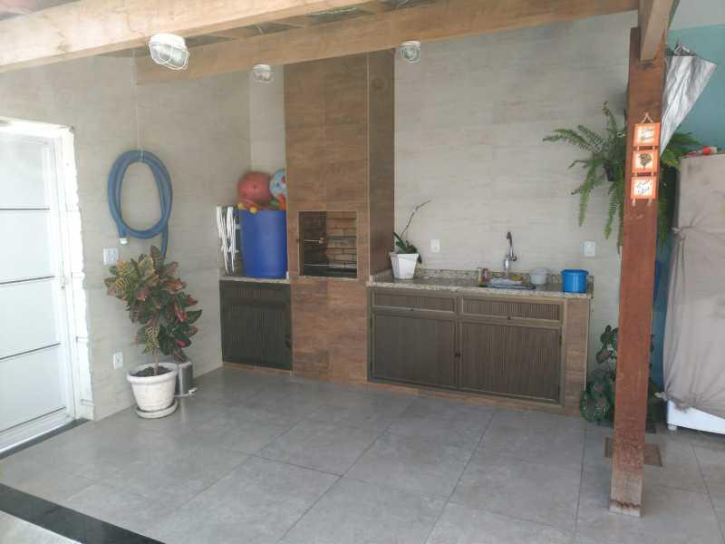 IMG-20190122-WA0092 - Casa em Condomínio Jardim Sulacap, Rio de Janeiro, RJ À Venda, 3 Quartos, 150m² - PECN30018 - 17