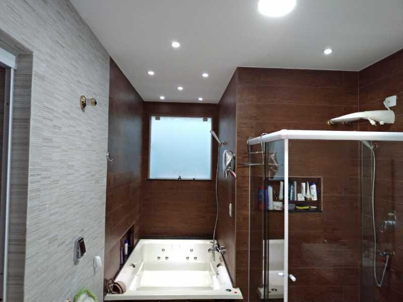 IMG-20190122-WA0093 - Casa em Condomínio Jardim Sulacap, Rio de Janeiro, RJ À Venda, 3 Quartos, 150m² - PECN30018 - 18