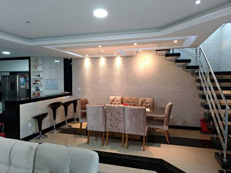 IMG-20190122-WA0095 - Casa em Condomínio Jardim Sulacap, Rio de Janeiro, RJ À Venda, 3 Quartos, 150m² - PECN30018 - 7