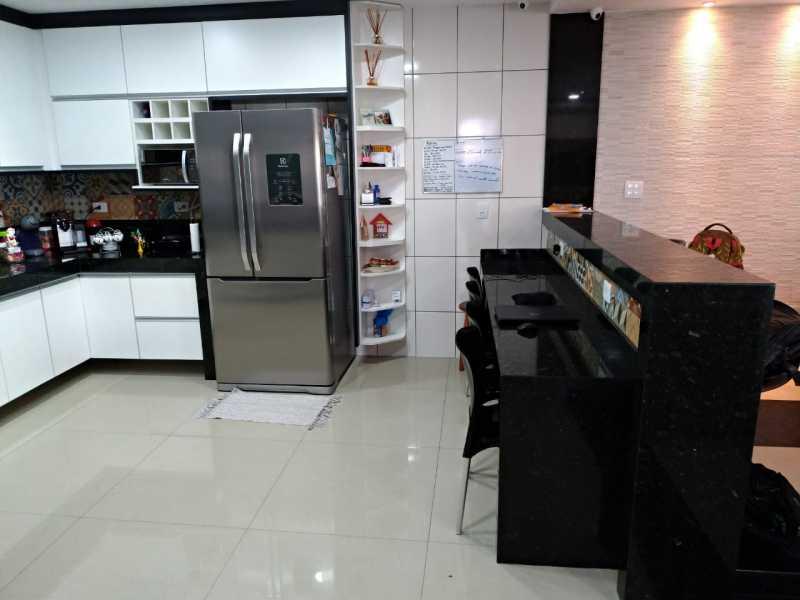 IMG-20190122-WA0096 - Casa em Condomínio Jardim Sulacap, Rio de Janeiro, RJ À Venda, 3 Quartos, 150m² - PECN30018 - 19