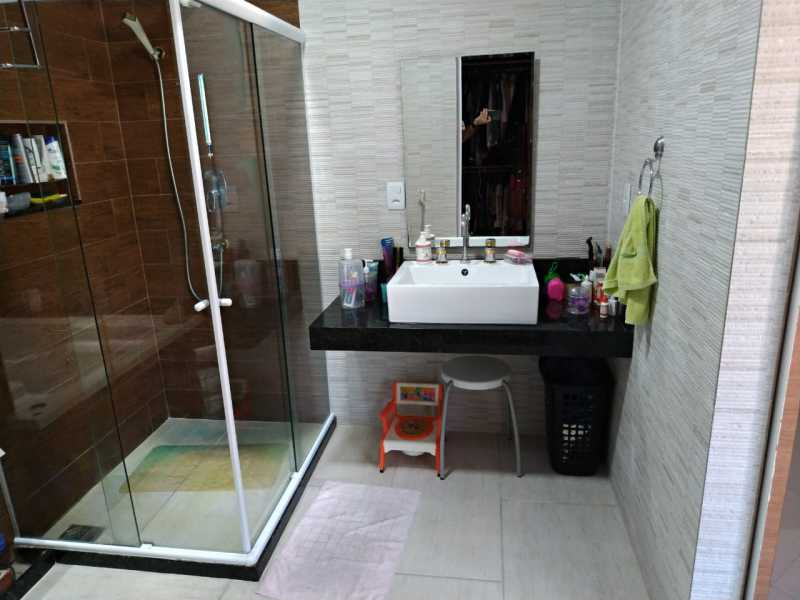 IMG-20190122-WA0100 - Casa em Condomínio Jardim Sulacap, Rio de Janeiro, RJ À Venda, 3 Quartos, 150m² - PECN30018 - 20