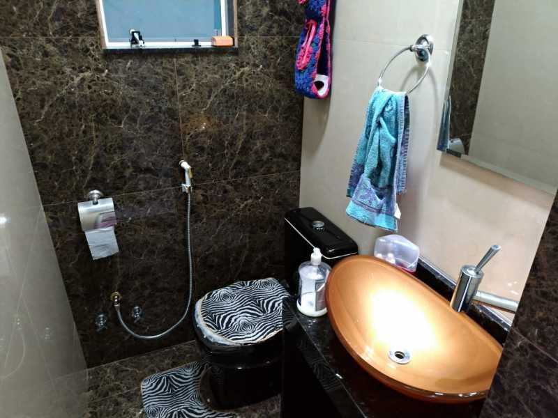 IMG-20190122-WA0104 - Casa em Condomínio Jardim Sulacap, Rio de Janeiro, RJ À Venda, 3 Quartos, 150m² - PECN30018 - 24