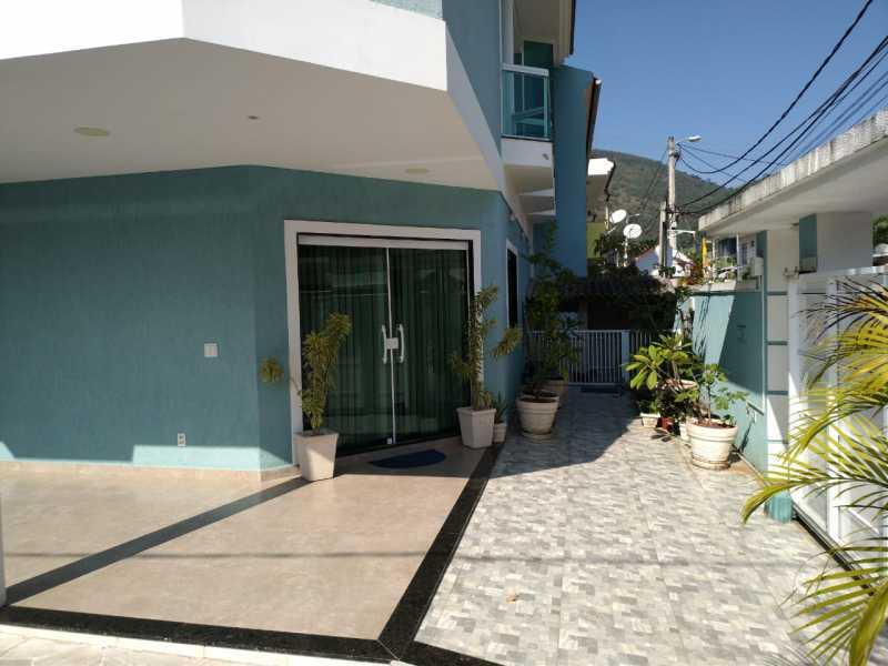 IMG-20190122-WA0110 - Casa em Condomínio Jardim Sulacap, Rio de Janeiro, RJ À Venda, 3 Quartos, 150m² - PECN30018 - 25