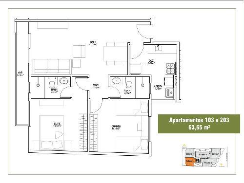 FOTO4 - Apartamento 2 quartos à venda Taquara, Rio de Janeiro - R$ 325.990 - PA21113 - 5