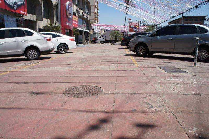 estacionamento visitantes - Prédio Méier, Rio de Janeiro, RJ À Venda, 14765m² - PEPR00001 - 6