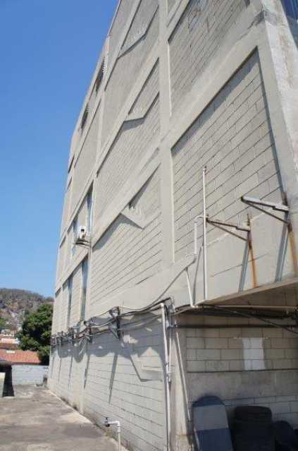 fachada lateral - Prédio Méier, Rio de Janeiro, RJ À Venda, 14765m² - PEPR00001 - 16