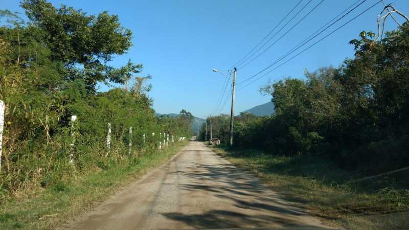 foto da rua do terreno terreno - Terreno 10045m² à venda Vargem Grande, Rio de Janeiro - R$ 7.000.000 - PEMF00010 - 7