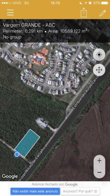 localização no googe destaqu - Terreno 10045m² à venda Vargem Grande, Rio de Janeiro - R$ 7.000.000 - PEMF00010 - 9