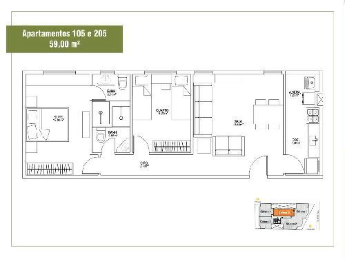 FOTO4 - Apartamento 2 quartos à venda Taquara, Rio de Janeiro - R$ 302.174 - PA21115 - 5