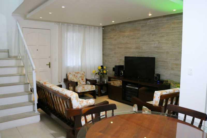 2. - Casa em Condomínio 3 quartos à venda Taquara, Rio de Janeiro - R$ 400.000 - PECN30027 - 3