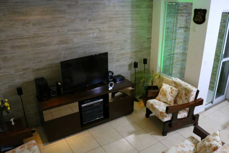 3. - Casa em Condomínio 3 quartos à venda Taquara, Rio de Janeiro - R$ 400.000 - PECN30027 - 4