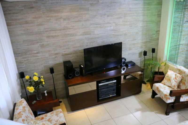 4. - Casa em Condomínio 3 quartos à venda Taquara, Rio de Janeiro - R$ 400.000 - PECN30027 - 5