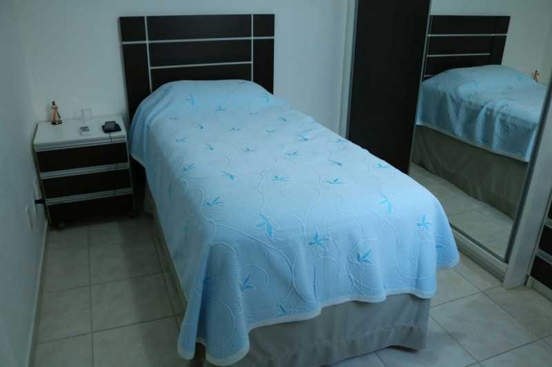 14. - Casa em Condomínio 3 quartos à venda Taquara, Rio de Janeiro - R$ 400.000 - PECN30027 - 14