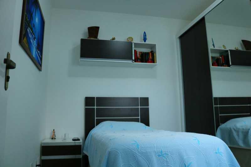 15. - Casa em Condomínio 3 quartos à venda Taquara, Rio de Janeiro - R$ 400.000 - PECN30027 - 15
