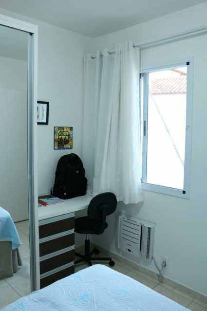 16. - Casa em Condomínio 3 quartos à venda Taquara, Rio de Janeiro - R$ 400.000 - PECN30027 - 16